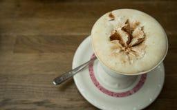 Rudesheimer Kaffee stock afbeelding