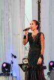 Rudklao Amratisha perform in `Jazz in memory at Bangsaen` concert Royalty Free Stock Image