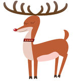 Rudolf Royalty Free Stock Photo