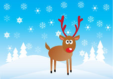 Rudolf Royalty Free Stock Photos