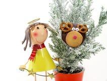 Rudolf le renne Image stock
