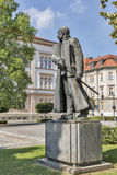 Rudolf Maister monument in Maribor, Slovenia. royalty free stock photography