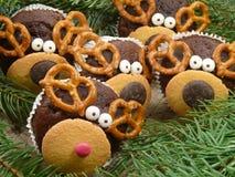Rudolf the Reindeer Stock Photos