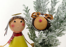 Rudolf the Reindeer Stock Photography