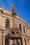 Rudolfinum Concert Hall in Prague Stock Photos