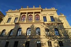 Rudolfinum, Prag Lizenzfreie Stockbilder