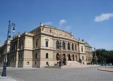 Rudolfinum a Praga Immagine Stock Libera da Diritti