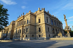 Rudolfinum, Prague Stock Images