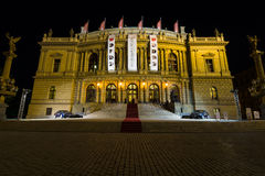 The Rudolfinum Stock Images