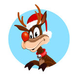 Rudolph royalty-vrije illustratie