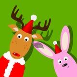 Rudolph illustrazione di stock