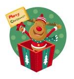 Rudolph Images libres de droits