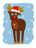 Rudolph Foto de archivo libre de regalías