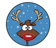 Rudolph vector illustratie