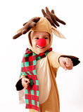 Rudolph christmas Royalty Free Stock Photo