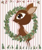 Rudolph Reindeer Royalty Free Stock Image