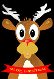 Rudolph the Reindeer Royalty Free Stock Photos