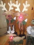 Rudolph rodzina zdjęcia stock
