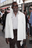 Rudolph Walker. Arriving for the launch night of 'Julius Caesar' at the Noel Coward Theatre, London. 15/08/2012 Picture by: Alexandra Glen / Featureflash Stock Images
