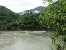 Rudraprayag, Inde Photo stock