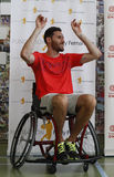 Rudy Fernandez charity event Stock Image