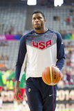 Rudy Gay. Of USA Team at FIBA World Cup basketball match between USA and Mexico, final score 86-63, on September 6, 2014, in Barcelona, Spain Stock Photo