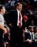 Rudy Tomjanovich, Houston Podskakuje trenera głównego Obrazy Royalty Free