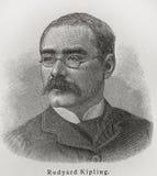 Rudyard Kipling Stock Image