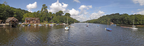 Rudyard Lake Royalty Free Stock Photo