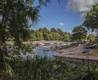 Free Rudyard Lake, England, The UK - The Banks. Stock Photo - 127588660