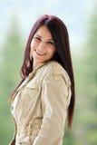 rudzielec plenerowa kobieta Obrazy Royalty Free