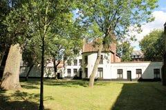 Rue à Bruges, Bruges Photographie stock libre de droits