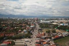 Rue à Cebu Image stock