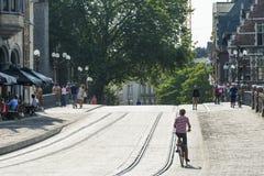 Rue à Gand Belgique photo libre de droits