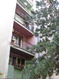 Rue à Novi Sad Image stock