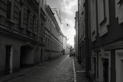 Rue étroite Image stock