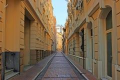 Rue étroite Photo libre de droits