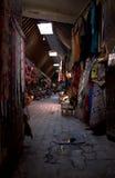 Rue 2 de Souk Images stock