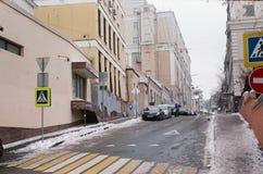 rue Photo stock