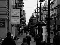 rue Photos stock