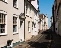Rue, affaire, Kent Image libre de droits