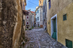 Rue antique Images libres de droits