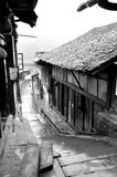 Rue antique chinoise Images libres de droits
