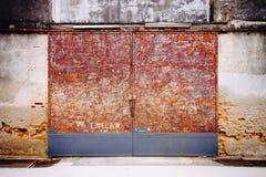 Rue Art Mural à Georgetown Image stock
