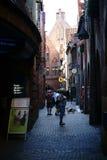 Rue Brême de Boettcher Images libres de droits