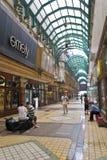 Rue commerciale Photos libres de droits
