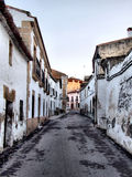 Rue d'Alcantara Photos libres de droits