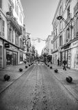 Rue d'Antibes, Cannes, France Stock Photo
