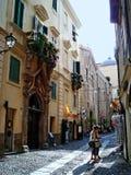 Rue dans Algero Photographie stock