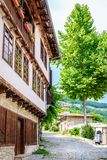 Rue dans Veliko Tarnovo Photographie stock